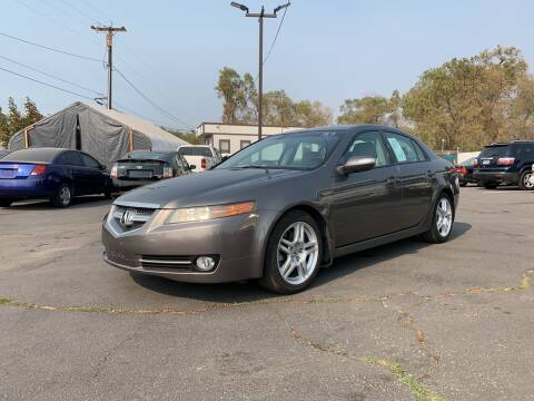 2008 Acura TL for sale at Freds Auto Sales LLC in Carson City NV