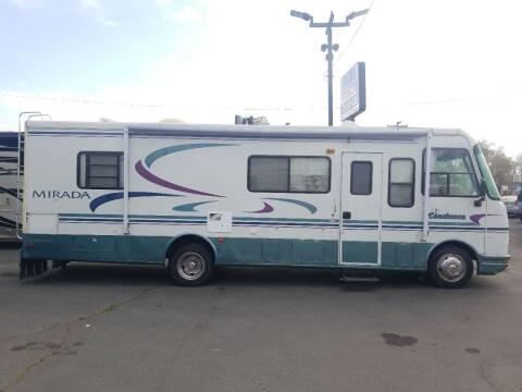 2000 Coachmen Mirada for sale at Freds Auto Sales LLC in Carson City NV