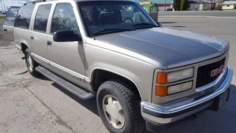 1999 GMC Suburban for sale in Airway Heights, WA