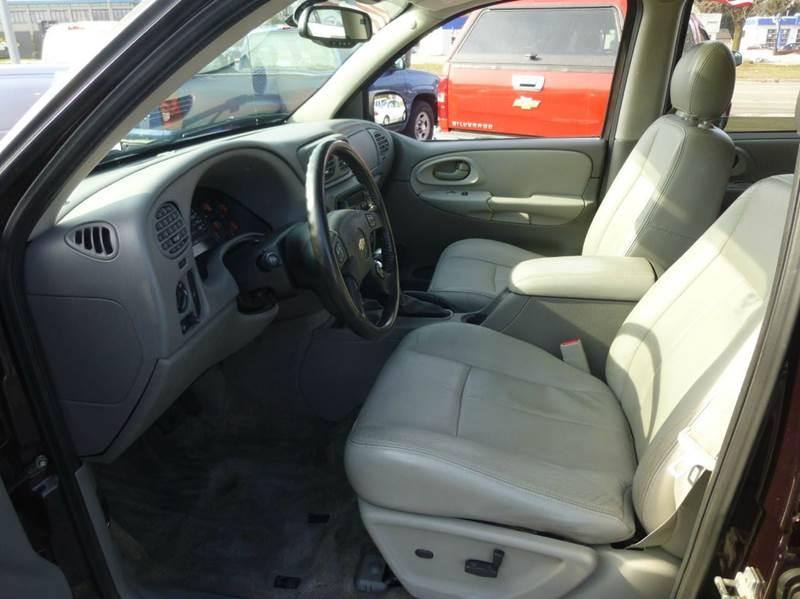2008 Chevrolet TrailBlazer 4x4 LT1 4dr SUV - Clinton Township MI