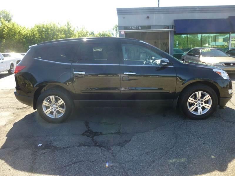 2011 Chevrolet Traverse AWD LT 4dr SUV w/1LT - Clinton Township MI