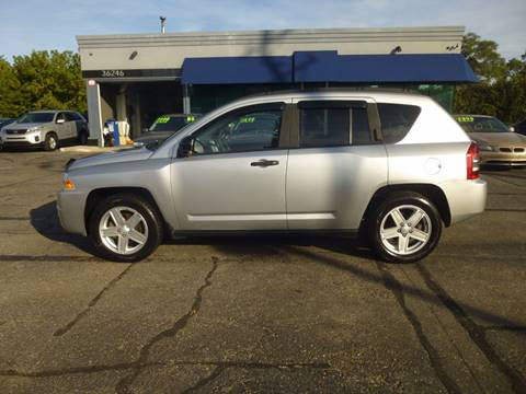 2007 Jeep Compass for sale in Clinton Township, MI