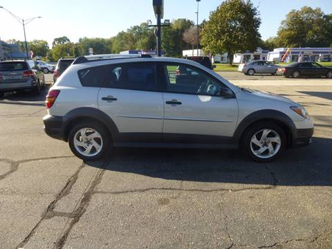 2004 Pontiac Vibe for sale in Clinton Township, MI