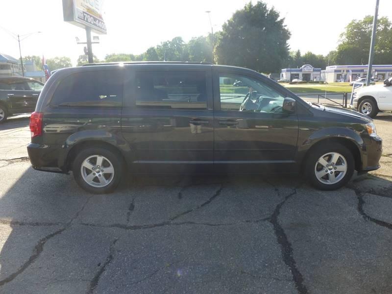 2012 Dodge Grand Caravan Sxt In Clinton Township Mi Lou Rice Auto