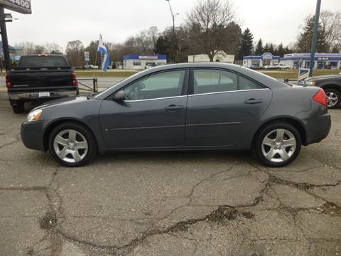 2009 Pontiac G6 for sale in Clinton Township, MI