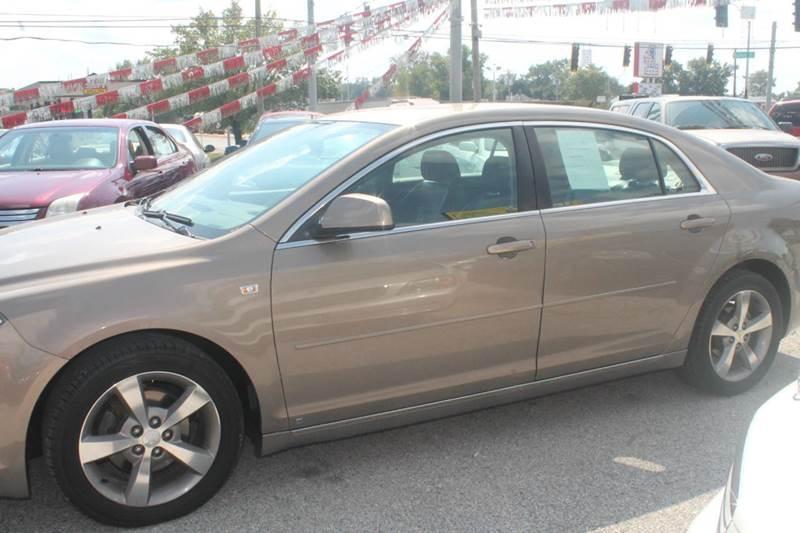 2008 Chevrolet Malibu LT 4dr Sedan w/2LT - Terre Haute IN