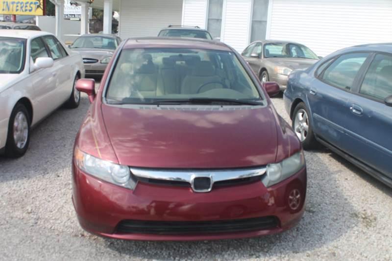 2007 Honda Civic EX 4dr Sedan (1.8L I4 5A) - Terre Haute IN