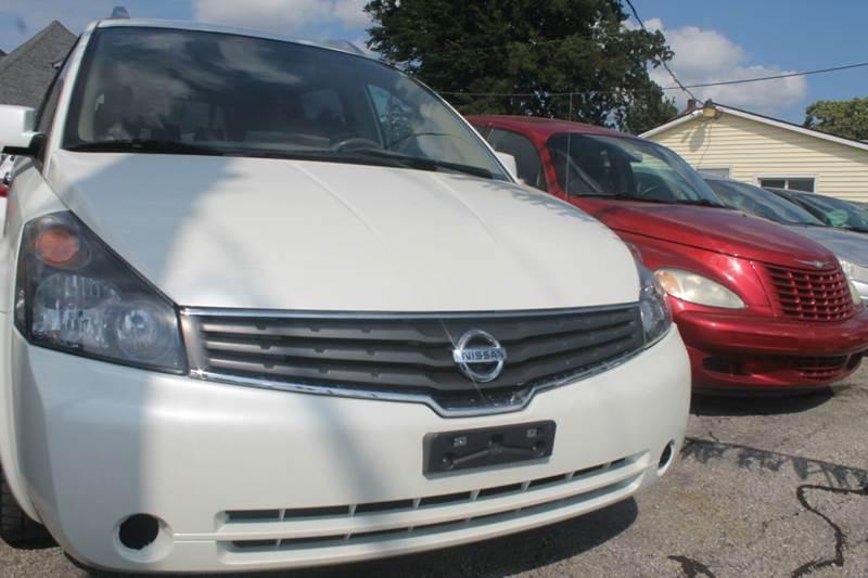 2008 Nissan Quest 3.5 SL 4dr Mini-Van - Terre Haute IN