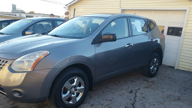 2010 Nissan Rogue AWD S 4dr Crossover - Terre Haute IN
