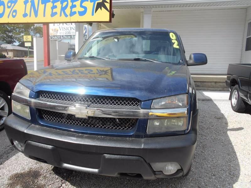 Chevrolet Used Cars Pickup Trucks For Sale Terre Haute SEBASTIAN ...