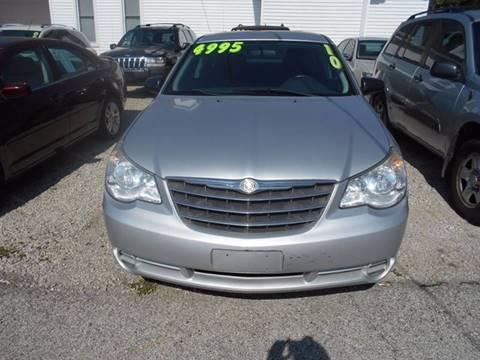 2010 Chrysler Sebring for sale in Terre Haute, IN
