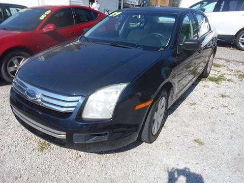 2009 Ford Fusion for sale in Terre Haute, IN