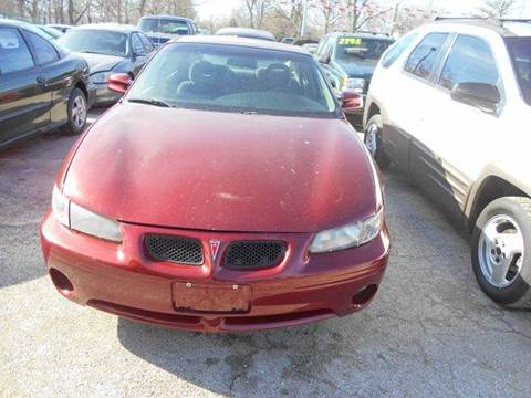 2002 Pontiac Grand Prix for sale in Terre Haute, IN