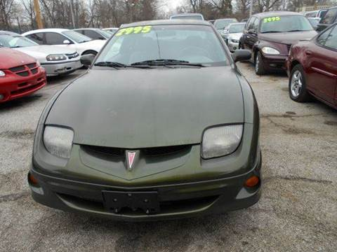 2000 Pontiac Sunfire For Sale In Indiana Carsforsale