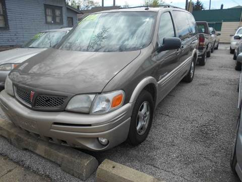 2002 Pontiac Montana for sale in Terre Haute, IN