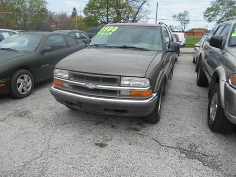 1998 Chevrolet Blazer for sale in Terre Haute, IN