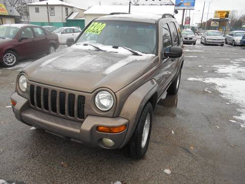 2002 Jeep Liberty for sale in Terre Haute, IN