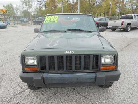 1997 Jeep Cherokee for sale in Terre Haute, IN