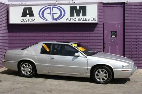 2001 Cadillac Eldorado for sale in Los Angeles, CA