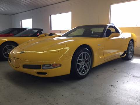 2003 Chevrolet Corvette for sale at Stakes Auto Sales in Fayetteville PA