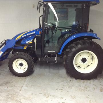2010 New Holland Boomer  for sale in Fayetteville, PA
