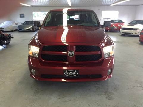 2014 RAM Ram Pickup 1500 for sale at Stakes Auto Sales in Fayetteville PA