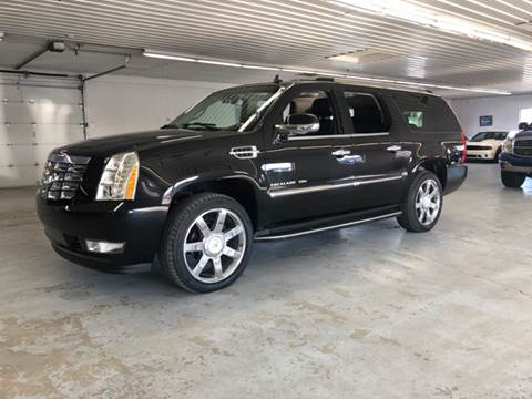 2011 Cadillac Escalade ESV for sale at Stakes Auto Sales in Fayetteville PA