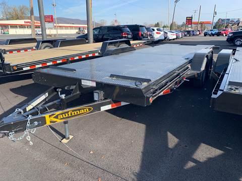 2020 Kaufman FULL TILT SINGLE CAR for sale in Fayetteville, PA