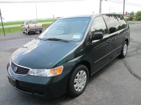 2000 Honda Odyssey for sale in Pontoon Beach, IL