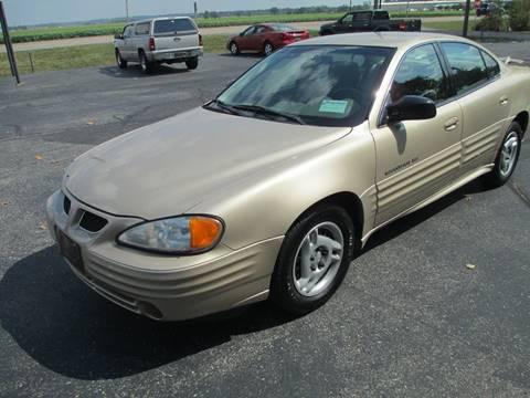 2001 Pontiac Grand Am for sale in Pontoon Beach, IL