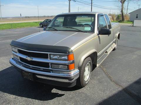 1998 Chevrolet C/K 1500 Series for sale in Pontoon Beach, IL
