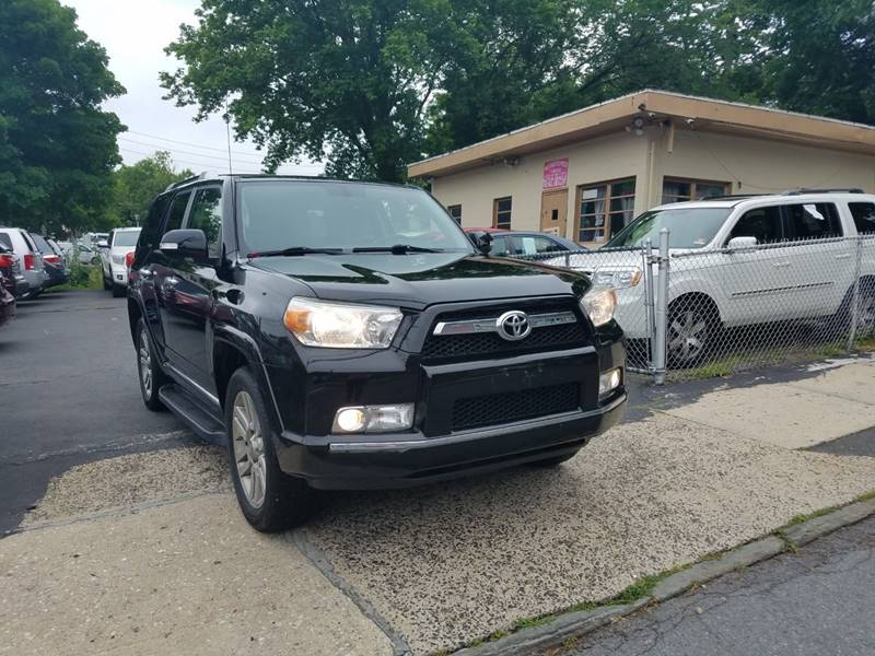 2011 Toyota 4Runner AWD Limited 4dr SUV   White Plains NY