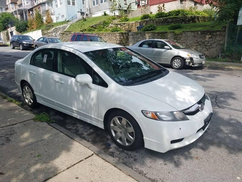 2011 Honda Civic LX 4dr Sedan 5A   White Plains NY