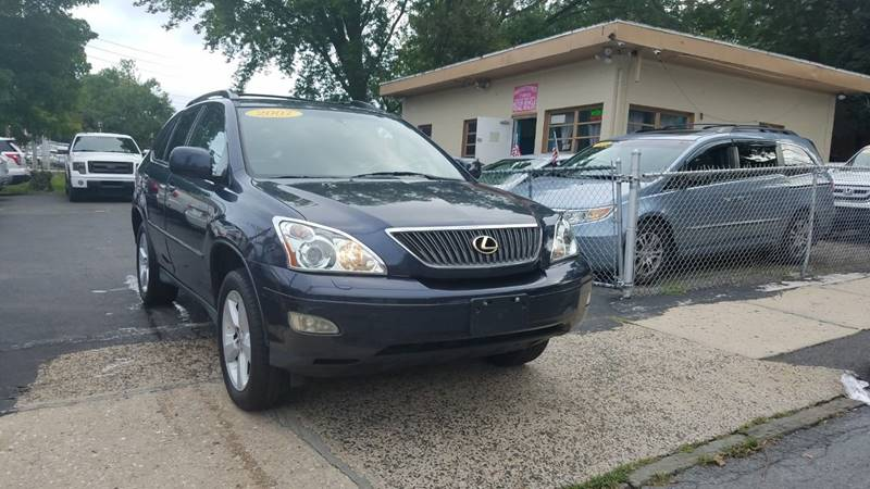 Attractive 2007 Lexus RX 350 AWD 4dr SUV   White Plains NY