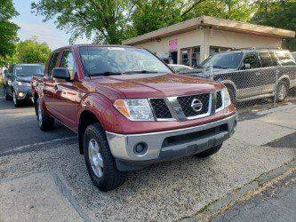 2007 Nissan Frontier for sale in White Plains, NY