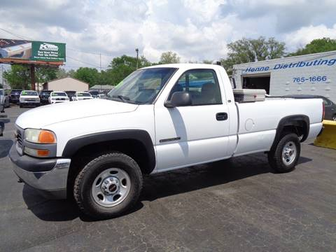 2001 GMC Sierra 2500 for sale in Grandview, MO