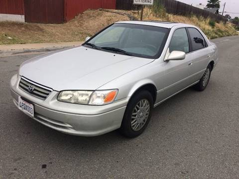 2001 Toyota Camry for sale in Spring Valley, CA