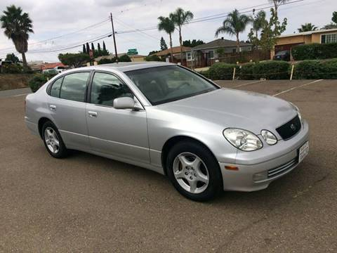 1999 Lexus GS 300 for sale in Spring Valley, CA