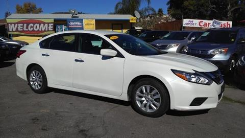 2016 Nissan Altima for sale in Spring Valley, CA