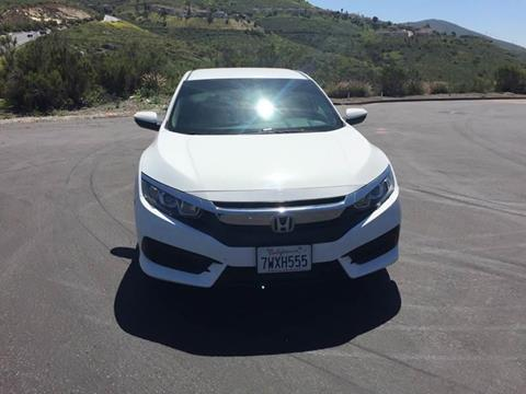 2016 Honda Civic for sale in Spring Valley, CA
