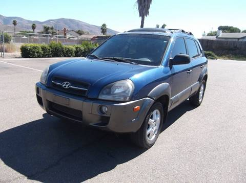 2005 Hyundai Tucson for sale in Spring Valley, CA