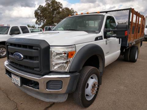 2013 Ford F-450 Super Duty for sale at Truck & Van Country in Shingle Springs CA