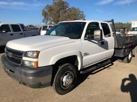 2007 Chevrolet Silverado 3500 HD for sale at Truck & Van Country in Shingle Springs CA