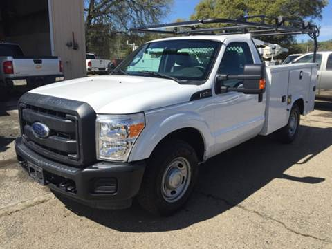 2014 Ford F-350 Super Duty for sale at Truck & Van Country in Shingle Springs CA
