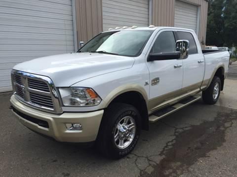 2011 RAM Ram Pickup 2500 for sale at Truck & Van Country in Shingle Springs CA