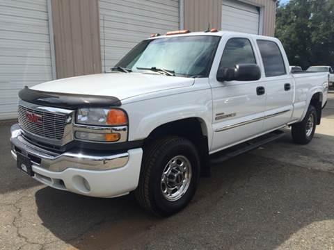 2005 GMC Sierra 2500HD for sale at Truck & Van Country in Shingle Springs CA