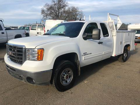 2008 GMC Sierra 3500HD for sale at Truck & Van Country in Shingle Springs CA