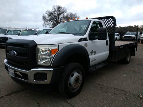 2011 Ford F-550 Super Duty for sale in Shingle Springs, CA