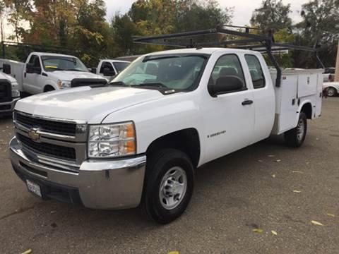 2007 Chevrolet Silverado 2500HD for sale at Truck & Van Country in Shingle Springs CA