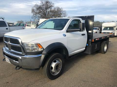 2013 RAM Ram Chassis 4500 for sale at Truck & Van Country in Shingle Springs CA